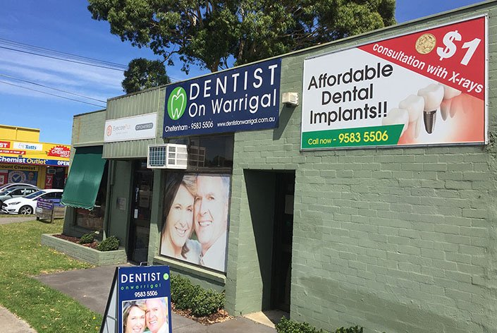 Dentist-On-Warrigal-Cheltenham-dentist-Cheltenham-Clinic-External