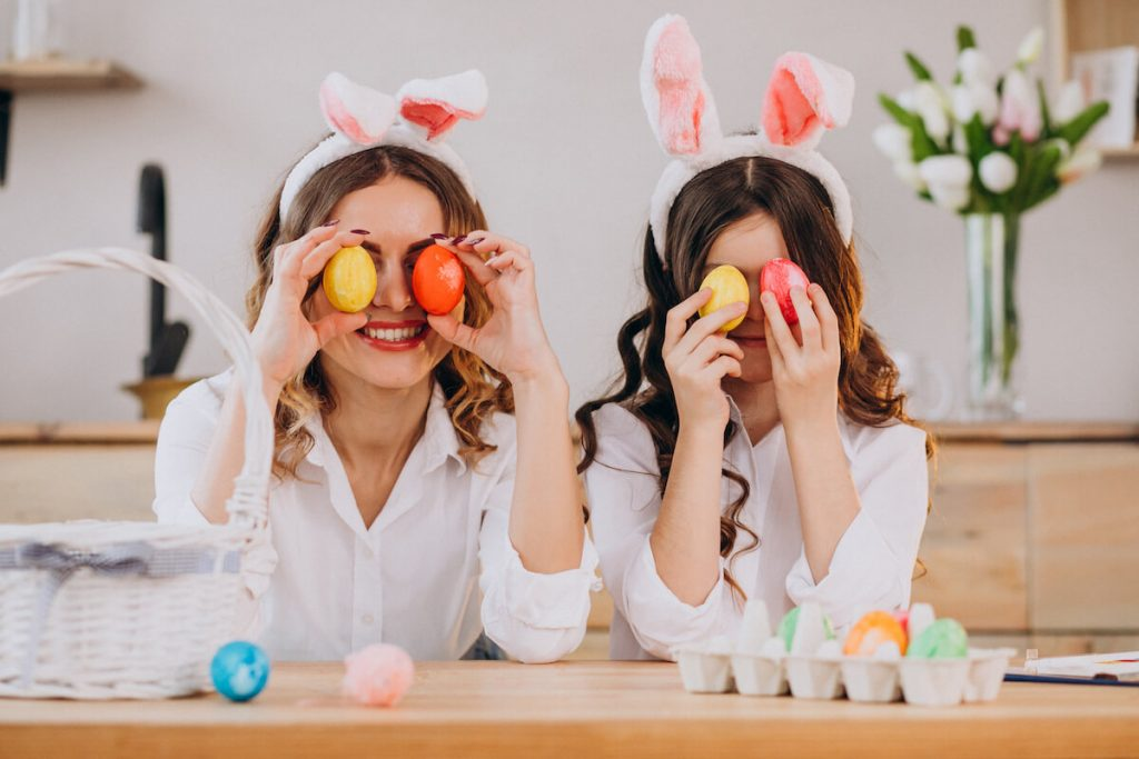 Top 8 Ideas for Easter at Home from Dentist On Warrigal Cheltenham