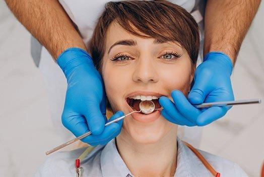 the dental bonding procedure cheltenham
